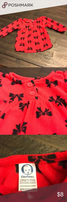 Baby girl sweater Good condition Gerber Shirts & Tops Sweaters