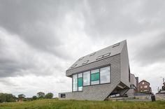 House of the Day: Leeuw House by NU architectuuratelier | Journal | The Modern House