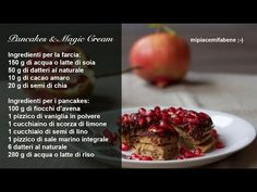 Mipiacemifabene ;-) di Federica Gif: Pancakes d'Avena & Magic Cream