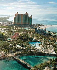 The Reef....Atlantis Bahamas - amazing as it looks! This was our exact view!