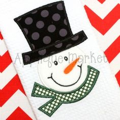 Bring in the holidays with Applique Market's wide selection of special designs. Customized clothing is the perfect gift to celebrate Christmas.