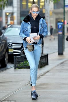 Look purrrfect in Gigi's cateye sunnies by Adam Selman #DailyMail  Click 'Visit' to buy now
