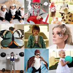 6 of the Best Pinterest Boards For Halloween Costume Inspiration (That one time I am mentioned in the same article as Martha Stewart and Jessica Alba)