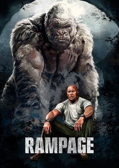 9 Best Rampage Movie Images Rampage Movie Rampage Giant