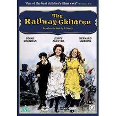 The Railway Children [DVD]: Amazon.co.uk: Dinah Sheridan, Jenny Agutter, Sally Thomsett, Gary Warren, William Mervyn, Bernard Cribbins, Lionel Jeffries: Film & TV