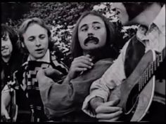 We had to do a music video for a song on American History and we decided to do Ohio by Crosby Stills Nash and Young, which was about the Kent State murders w...