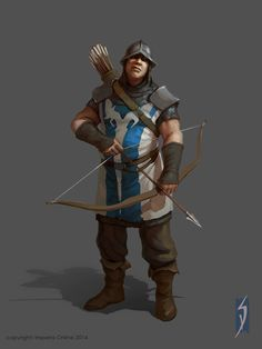 medieval battle units, Siana Dimitrova on ArtStation at https://www.artstation.com/artwork/medieval-battle-units