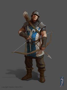 Arqueiros de Kartan - Lemark