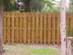 Different Style Wood Fences