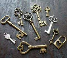 10pcs Steampunk Antique Bronze Brass Tibetan Jewelry Findings Mix Lot 50 - [ http://steampunk.storopa.com/10pcs-steampunk-antique-bronze-brass-tibetan-jewelry-findings-mix-lot-50/ ]  #10pcs, #Antique, #Brass, #Bronze, #Findings, #Jewelry, #Steampunk, #Tibetan