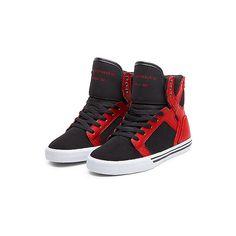 SUPRA Footwear ($65) ❤ liked on Polyvore
