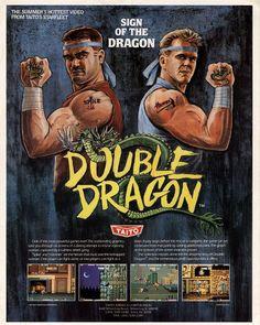 On instagram by retrogamerve #arcade #microhobbit (o) http://ift.tt/1ZhSWdZ of the Dragon.  #Arcade #DoubleDragon #Taito #Retro #RetroGamer #RetroGames #RetroGame #RetroGaming #Gamer #Gaming #Poster #AD #Videogames #Videojuegos #Juegos #Nintendo #NES #NintendoLife #retrendogames #theycallmesolopicoftheday #Dragon #Recreativas #Maquinitas #Beatemup  #OldSchool #Coop #TwoPlayers