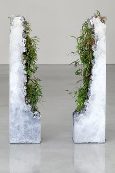 OUT/ABOUT: Jamie North 'Terraforms' | HGTV Decor We must have these in the house.