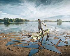 erik johansson breaks the boundaries of reality with brain-bending images