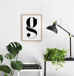 plakat bogstaver - Google-søgning