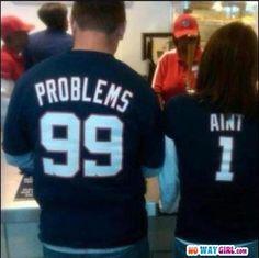 Hilarious. I want these boyfriend girlfriend shirts!!