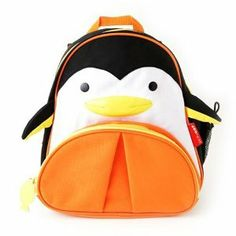 "Skip Hop Zoo Pack Little Kid Backpack - Just ordered Roscoe's backpack so that he and sister (she has the bumblebee!) can each pack their own ""essentials"" for their first trip to the east coast!! :)"
