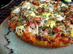 Wood-Fired Oven Pizza Dough