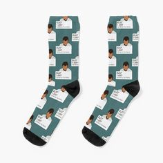 'Call Me by Your Name - Elio' Socks by fictiophilia Fandom Outfits, Designer Socks, Your Name, Sell Your Art, Crew Socks, Call Me, Meme, City, People