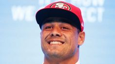 Jarryd Hayne earns rookie contract with San Francisco 49ers