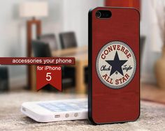 Hp157B All Star converse shoes for iPhone 5
