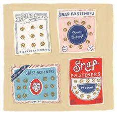 "illustrated by ""daniëlle krol"" seen on vlinspiratie.blogspot.com"