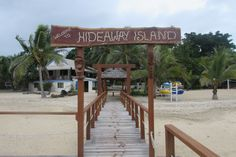 Hideaway Island!! My paradise home away from home!! <3