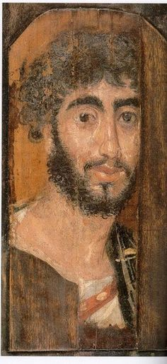 Fayum Mummy Portraits usually depict a single person, showing the head, or head… Egyptian Mummies, Egyptian Art, Ancient Rome, Ancient Art, Post Mortem, Roman Art, Encaustic Art, Art Moderne, Beautiful Drawings