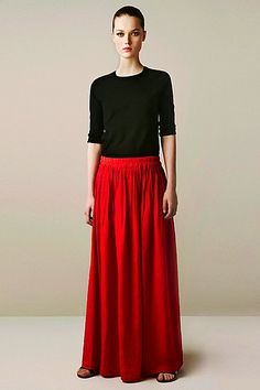 zara black and red