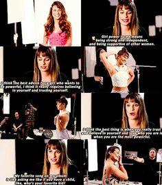"""Lea Michele for """"Seventeen Magazine"""""""