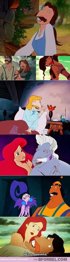 Disney x Nigel Thornberry…