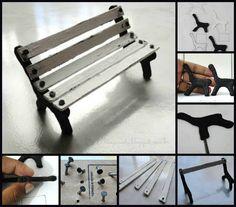 Tutorial bench