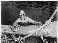 Ricou Browning - Creature From the Black Lagoon (1954)