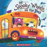 Fun Halloween songs to sing and read with kids. These books include rhythmic text and songs that encourage kids to sing and dance along.