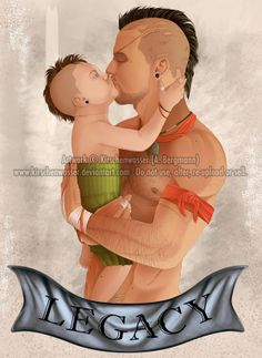 Vaas' Legacy lives on. This is so cute, I love it so much!
