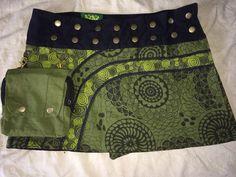 Minifalda reversible e irresistible