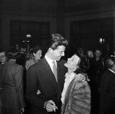Gerard Philipe et Anne