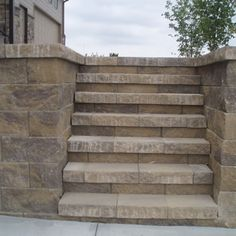 XL Retaining Wall Cap at Menards® Outside Patio, Back Patio, Backyard Patio, Keystone Retaining Wall, Retaining Wall Blocks, Wall Seating, Patio Seating, Landscaping Retaining Walls, Outdoor Steps