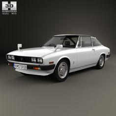 Isuzu 117 (PA90) Coupe 1968 3d model from humster3d.com. Price: $75