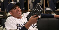 Brewers Debut 2012 TV Spots: Big Numbers. Aramis Ramirez LOVES putting up big numbers. Click here to watch.