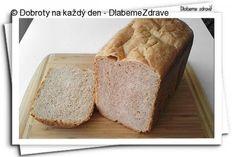 Recept Podmáslový chléb - Naše Dobroty na každý den Banana Bread, Program, Food, Essen, Meals, Yemek, Eten