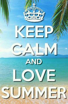 LOVE SUMMER...