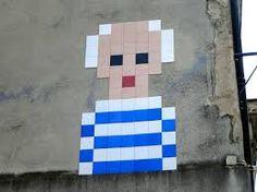 """street art picasso"""