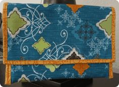 Fabric Kindle Cover Tutorial {Guest Post - Made With Love} - EverythingEtsy.com