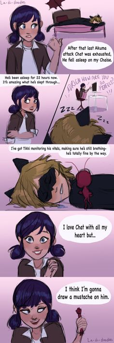 As One Does In Such Cases | Miraculous Ladybug | Know Your Meme