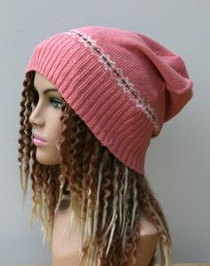 Made from a sweater  https://www.etsy.com/listing/230030303/sale-recycled-sweater-beanie-hat-woman