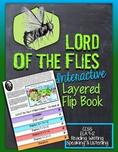 What are the examples of foreshadowing in Lord of the Flies?