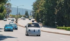 Two self-driving cars involved in 'near miss' in California - THE GUARDIAN #SelfDriving, #Cars, #Tech