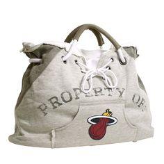 Miami Heat NBA Property Of Hoodie Tote