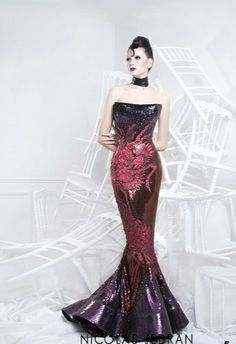 NICOLAS JEBRAN COUTURE FALL/ WINTER 2011 COLLECTION